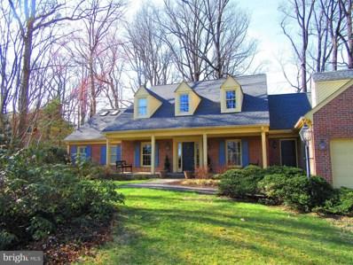 14516 Manor Park Drive, Rockville, MD 20853 - #: MDMC618820