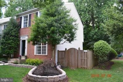 2512 Little Vista Terrace, Olney, MD 20832 - #: MDMC618968