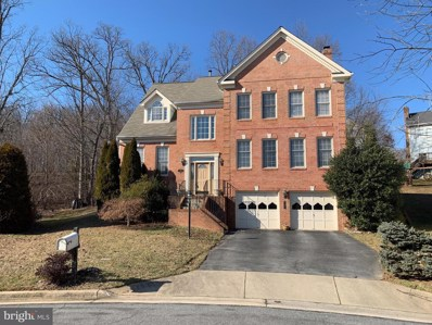 11411 Brook Run Drive, Germantown, MD 20876 - #: MDMC619628