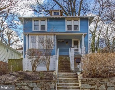 6718 Cockerille Avenue, Takoma Park, MD 20912 - #: MDMC619656