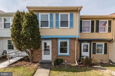 19306 Elderberry Terrace, Germantown, MD 20876 - #: MDMC620190