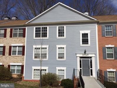 20249 Shipley Terrace UNIT 5-C-301, Germantown, MD 20874 - #: MDMC621108
