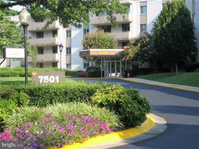 7501 Democracy Boulevard UNIT B-413, Bethesda, MD 20817 - #: MDMC621254