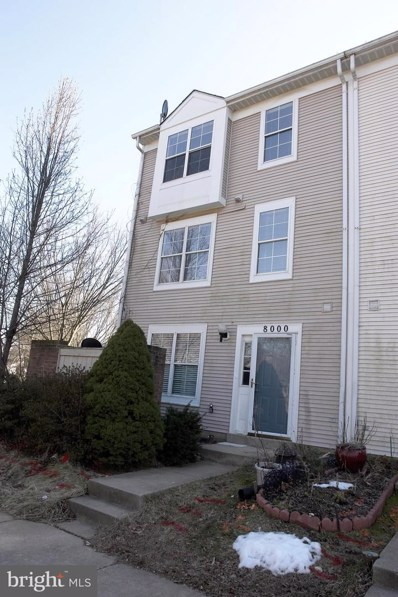 8000 Harbor Tree Way, Montgomery Village, MD 20886 - #: MDMC621436
