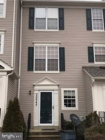 20045 Dunstable Circle UNIT 309, Germantown, MD 20876 - MLS#: MDMC622074