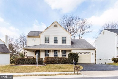 18404 Gardenia Way, Gaithersburg, MD 20879 - #: MDMC622706