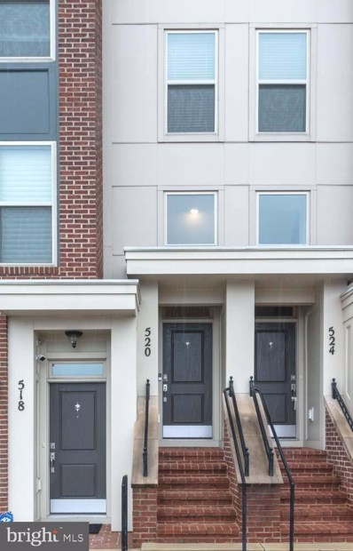 520 Copley Place UNIT 6-B, Gaithersburg, MD 20878 - MLS#: MDMC623126