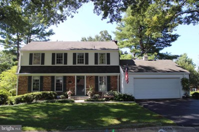 9508 Whetstone Drive, Montgomery Village, MD 20886 - #: MDMC623338