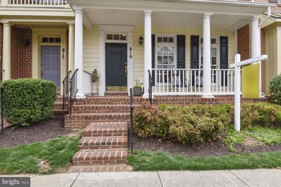 810 Oak Knoll Terrace, Rockville, MD 20850 - #: MDMC623540