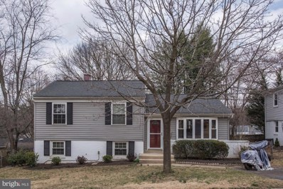 802 Lyon Place, Rockville, MD 20851 - MLS#: MDMC623810