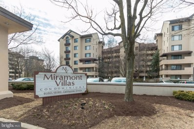 6050 California Circle UNIT 106, Rockville, MD 20852 - MLS#: MDMC624314