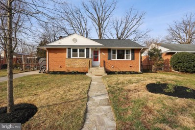 7802 Lockney Avenue, Takoma Park, MD 20912 - #: MDMC624564