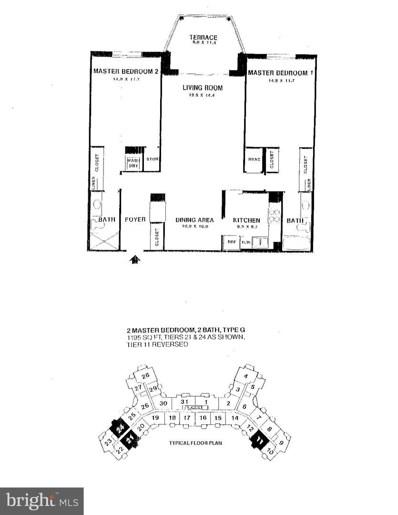 3310 N Leisure World Boulevard UNIT 6-524, Silver Spring, MD 20906 - #: MDMC624970