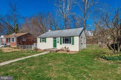 3011 Weisman Road, Silver Spring, MD 20902 - #: MDMC625188