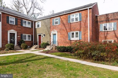 6744 Hillandale Road UNIT 4, Chevy Chase, MD 20815 - #: MDMC625212