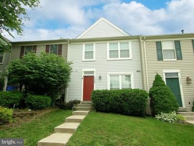 9584 White Pillar Terrace, Gaithersburg, MD 20882 - #: MDMC625270
