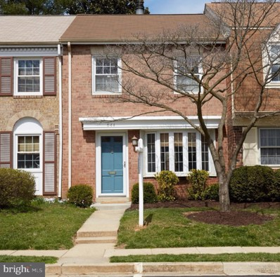 644 Azalea Drive UNIT 3, Rockville, MD 20850 - #: MDMC625598