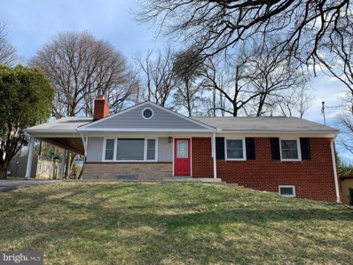2007 Forest Hill Drive, Silver Spring, MD 20903 - #: MDMC625720