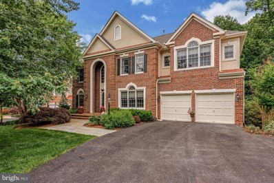 22 Hackett Court, Poolesville, MD 20837 - #: MDMC648882