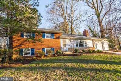 5704 Radnor Court, Bethesda, MD 20817 - MLS#: MDMC649756