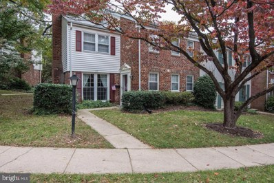 510 Azalea Drive UNIT 39, Rockville, MD 20850 - #: MDMC650798