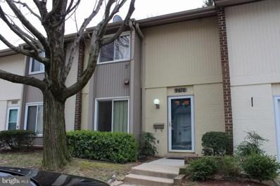 9670 Horizon Run Road UNIT 20D, Montgomery Village, MD 20886 - #: MDMC650888