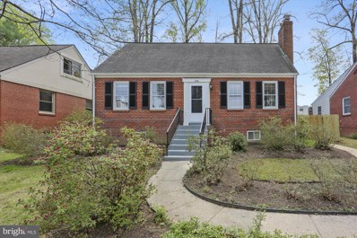 3228 Geiger Avenue, Kensington, MD 20895 - #: MDMC651154