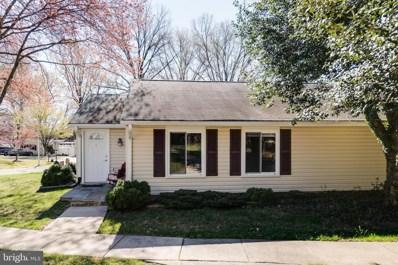 3632 Edelmar Terrace UNIT 124-B, Silver Spring, MD 20906 - #: MDMC651332