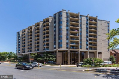 4242 East West Highway UNIT 1005, Chevy Chase, MD 20815 - #: MDMC651576