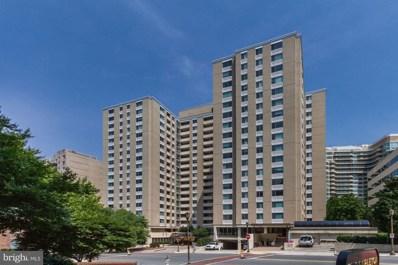 4601 N Park Avenue UNIT 1205, Chevy Chase, MD 20815 - MLS#: MDMC651820