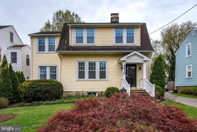 4412 Ridge Street, Chevy Chase, MD 20815 - #: MDMC652714