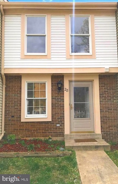 28 Cross Ridge Court, Germantown, MD 20874 - #: MDMC652850