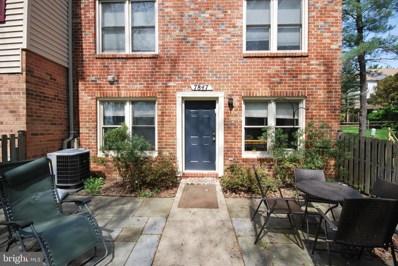 7847 Coddle Harbor Lane UNIT 15, Potomac, MD 20854 - #: MDMC652898