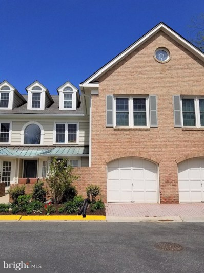 5801 Linden Square Court UNIT 45, Rockville, MD 20852 - MLS#: MDMC653086