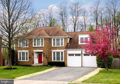 14344 Hollyhock Way, Burtonsville, MD 20866 - #: MDMC653116