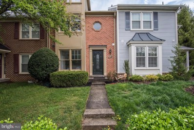 8539 Hawk Run Terrace, Montgomery Village, MD 20886 - #: MDMC653118