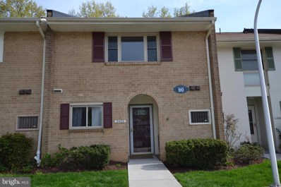 3409 S Leisure World Boulevard UNIT 90-F, Silver Spring, MD 20906 - #: MDMC653222