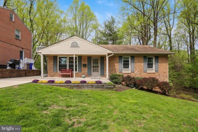 3413 Dupont Avenue, Kensington, MD 20895 - #: MDMC653332