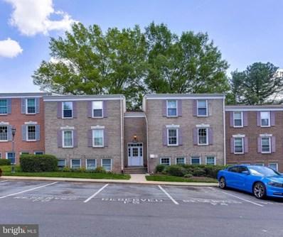 864 Quince Orchard Boulevard UNIT 102, Gaithersburg, MD 20878 - #: MDMC653558