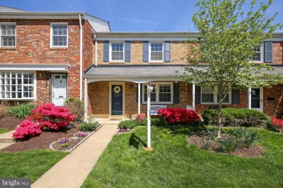 544 Azalea Drive UNIT 43, Rockville, MD 20850 - #: MDMC653604