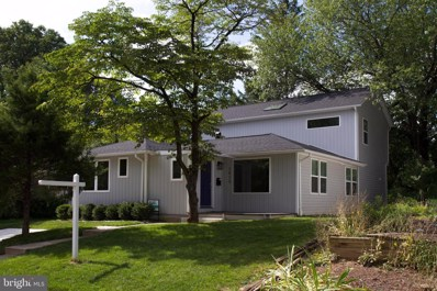 3913 Kincaid Terrace, Kensington, MD 20895 - #: MDMC654730