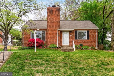10111 Crestwood Road, Kensington, MD 20895 - #: MDMC654824