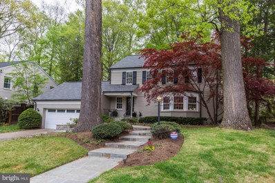 5707 Mohican Road, Bethesda, MD 20816 - #: MDMC655188