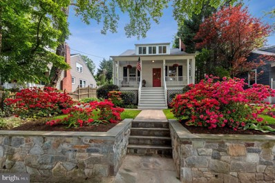 3512 Taylor Street, Chevy Chase, MD 20815 - #: MDMC655872