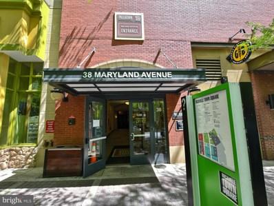 38 Maryland Avenue UNIT 406, Rockville, MD 20850 - #: MDMC656016