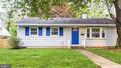 1906 Gainsboro Road, Rockville, MD 20851 - #: MDMC657198