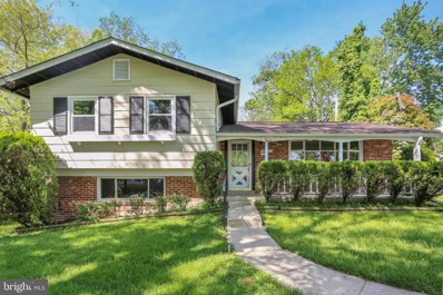 4102 Frankfort Drive, Rockville, MD 20853 - #: MDMC657284