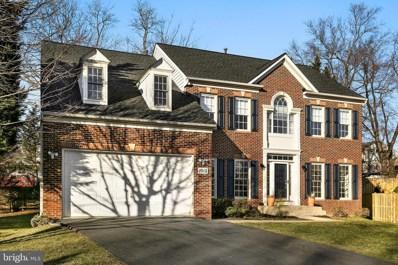 1015 Curtis Place, Rockville, MD 20852 - #: MDMC657490