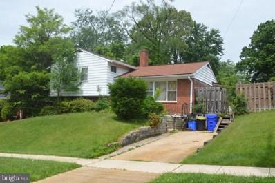 10204 Folk Street, Silver Spring, MD 20902 - MLS#: MDMC657644