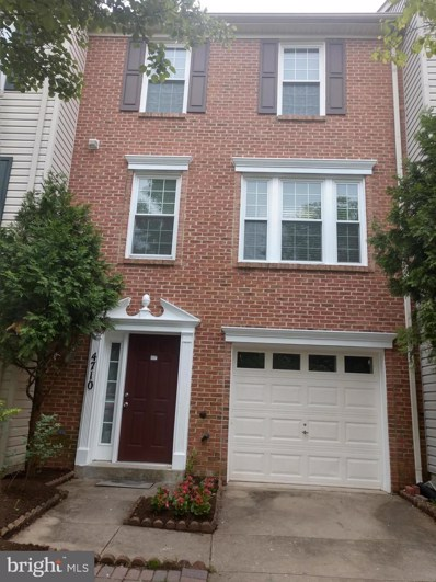 4710 Babbling Brook Drive, Olney, MD 20832 - #: MDMC657938